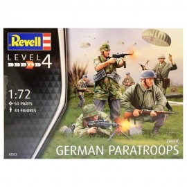 German paratroopers wwii revell rv2532