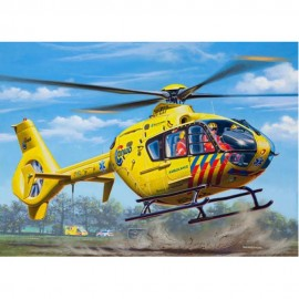 Model Set Airbus Heli Ec135 Anwb Revell Rv64939