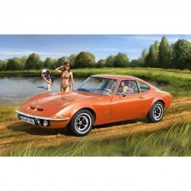 Opel gt revell rv7680