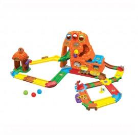 Trenulețe de jucării din lemn 8