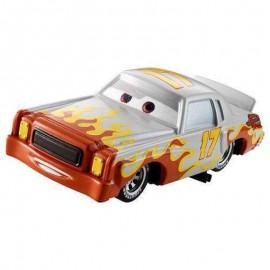 Disney Cars 2 - Darell Cartrip care isi schimba culoarea