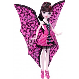 Papusa Draculara 2 in 1 - Monster High