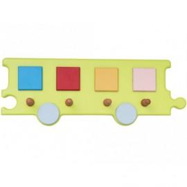 Cuier Vagon verde - Novum
