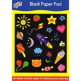 Galt - Bloc de desen cu planse negre