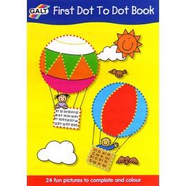 Galt - Prima carte de desenat punct-cu-punct