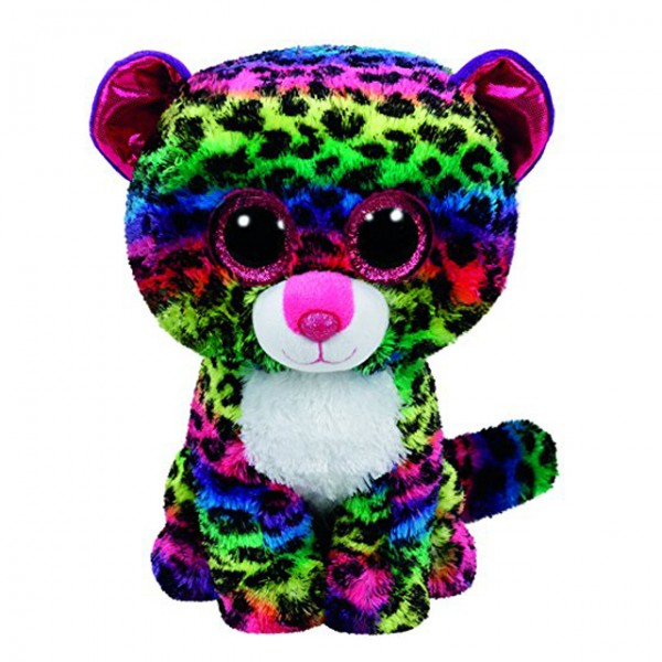 Plus leopardul DOTTY (15 cm) - Ty