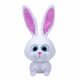 Plus The Secret Life of Pets - SNOWBALL (28 cm) - Ty