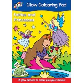 Galt - Zane si printese - carte de colorat