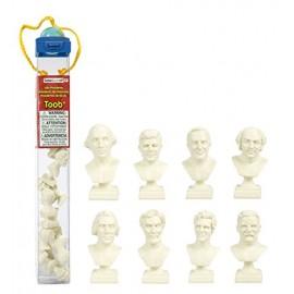 Tub 8 figurine - Presedinti Americani