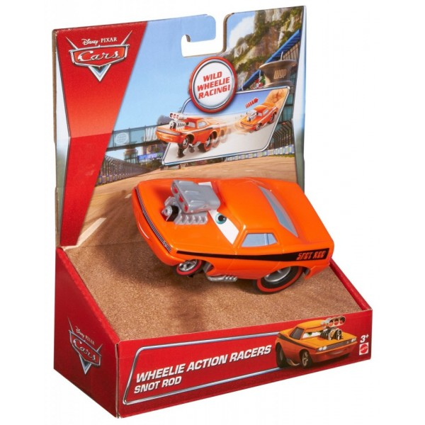 Disney Cars 2 - Snot Rod Action Racers