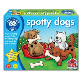 Joc educativ Catelusii patati SPOTTY DOGS