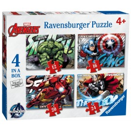 Puzzle avengers 12162024 piese