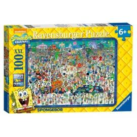 Puzzle buretele bob 100 piese