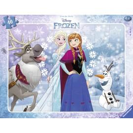 Puzzle frozen 38 piese