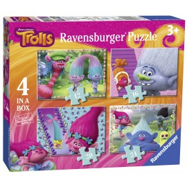 Puzzle trolls 12162024 piese
