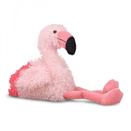 Pasare Flamingo din plus - Melissa and Doug