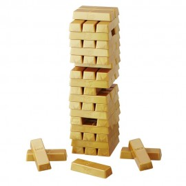 Joc, jenga gold hasbro hbb7430