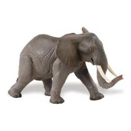 Elefantul african - 17 x 10 cm