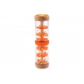 Jucărie bebe Djeco Ploaie colorată- Portocaliu