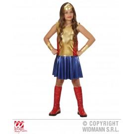 Costum femeia fantastica - marimea 128 cm