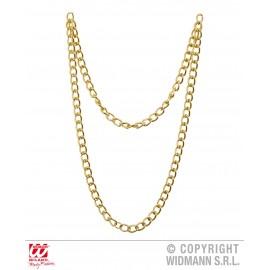Colier auriu 120 cm