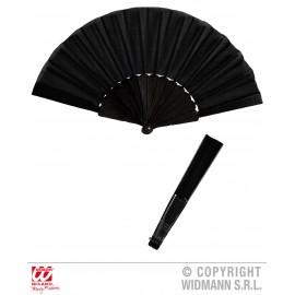 Evantai negru 23 cm