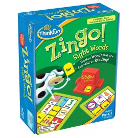 Joc de familie - ZINGO SIGHT WORDS
