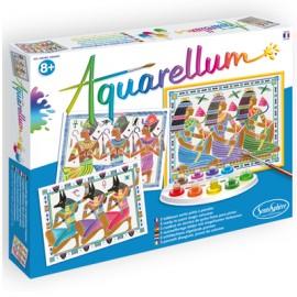Joc de familie - Aquarellum Isis Anubis Ramses