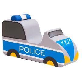 Fotoliu masinuta Politie - Novum