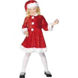 Costum miss santa