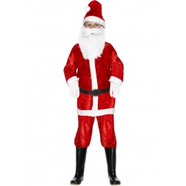 Costum mini santa