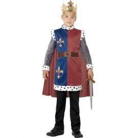 Costum rege medieval