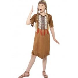 Costum indianca nativa