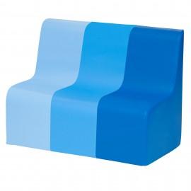 Imagine indisponibila pentru Canapea Sunny 3 albastra - Novum