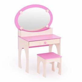 Set de joaca garderoba cu scaunel - Novum
