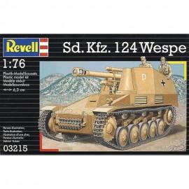 Set macheta revell obuzier wespe 124 + peisaj rv03215