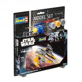 Sw model set anakin´s jedi star fighter revell rv63606