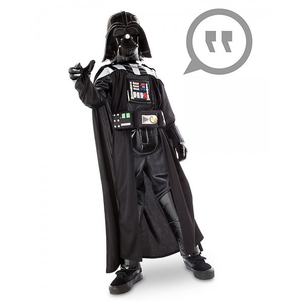 Costum darth vader copii