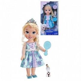 Papusa Elsa 15 cm cu accesorii - Disney Frozen