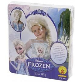 Peruca Elsa pentru fetite Disney Frozen