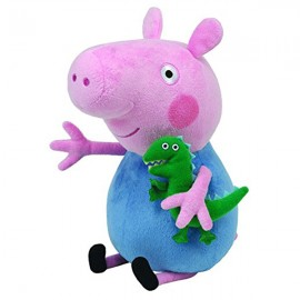 Plus Peppa Pig - George (28 cm) - Ty