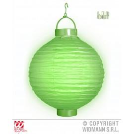Lampion verde