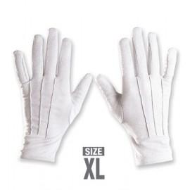 Manusi albe xl - marimea 140 cm