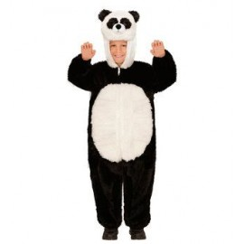 Costum panda plus 3-5 ani