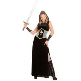 Costum cavaler dama