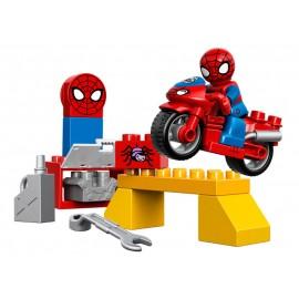 Atelierul Omului Paianjen LEGO DUPLO (10607)
