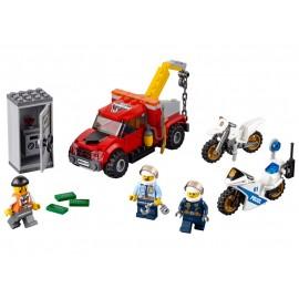 Cazul camionul de remorcare (60137)