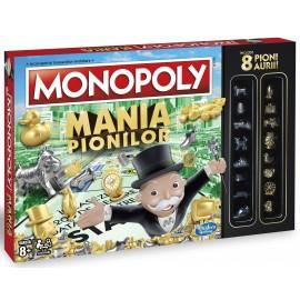 Joc De Societate Monopoly Mania Pionilor imagine