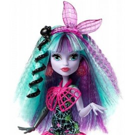 Papusa Twyla - Monster High Electrified
