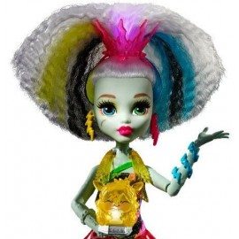Papusa Frankie Stein - Monster High Electrified